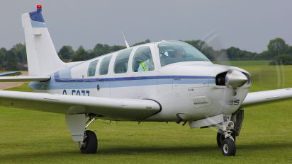 G-FOZZ - Private Beechcraft 36 Bonanza