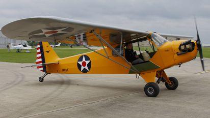 G-BSFD - Private Piper J3 Cub