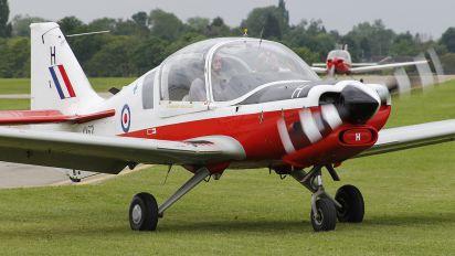 G-CBEF - Private Scottish Aviation Bulldog
