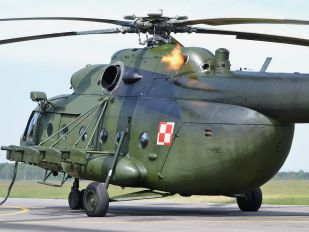 602 - Poland - Air Force Mil Mi-17
