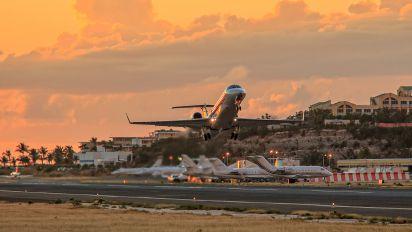 HP-1A - Panama - Air Force Embraer ERJ-135 Legacy 600
