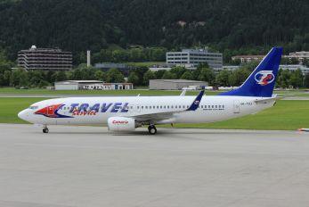 OK-TVJ - Travel Service Boeing 737-800