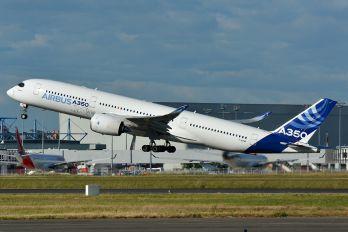 F-WWXB - Airbus Industrie Airbus A350-900