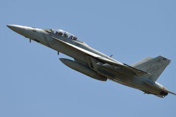 166916 - USA - Navy McDonnell Douglas F/A-18E Super Hornet