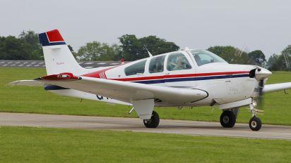 G-HOSS - Private Beechcraft 33 Debonair / Bonanza