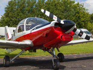 G-SIJW - Private Scottish Aviation Bulldog