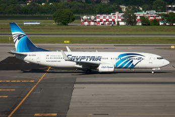 SU-GDD - Egyptair Boeing 737-800
