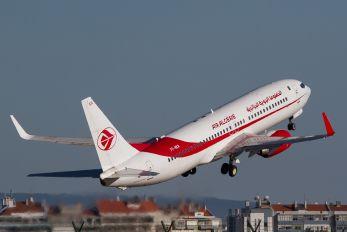7T-VKA - Air Algerie Boeing 737-800