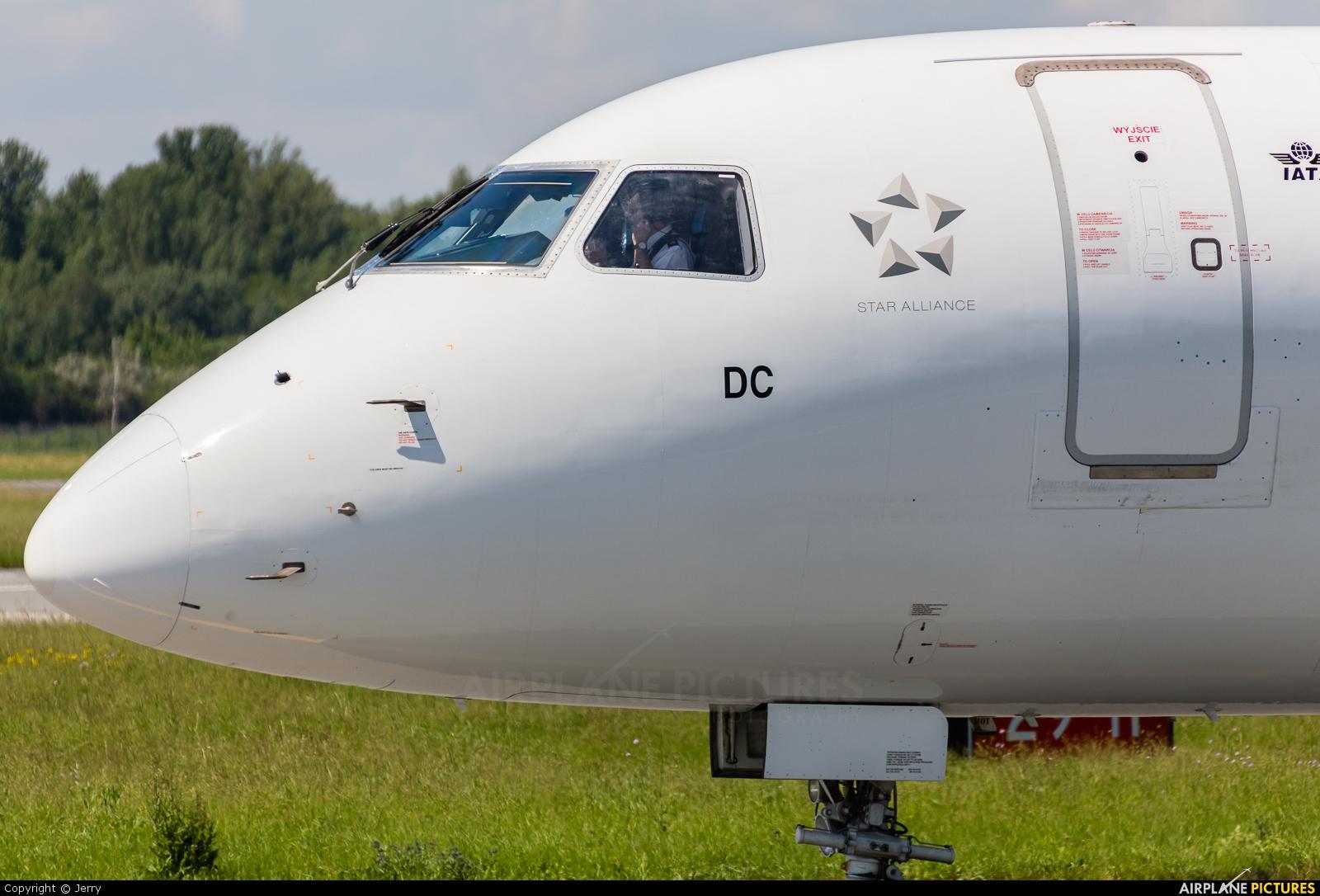 LOT - Polish Airlines SP-LDC aircraft at Warsaw - Frederic Chopin