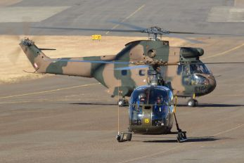15 - South Africa - Air Force Museum Sud Aviation SA-313 / 318 Alouette II (all models)