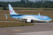 PH-TFB - Arke/Arkefly Boeing 737-800 aircraft