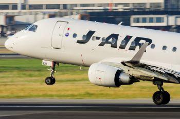 JA221J - J-Air Embraer ERJ-170 (170-100)
