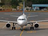 PR-MYD - TAM Airbus A320 aircraft
