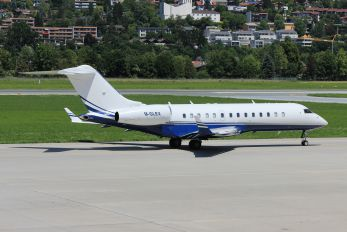M-GLEX - Private Bombardier BD-700 Global Express XRS