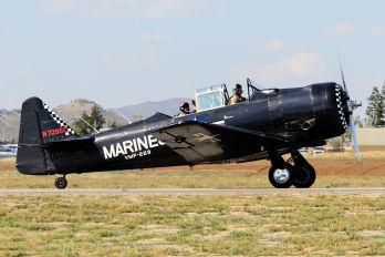 N7296C - Private North American Harvard/Texan (AT-6, 16, SNJ series)