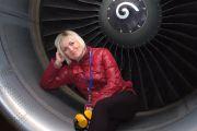 VP-BUO - Aurora Airbus A319 aircraft