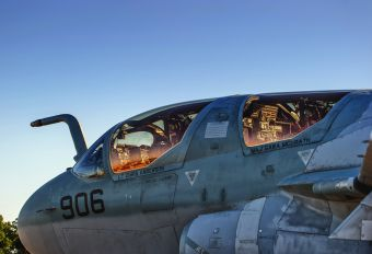 163404 - USA - Navy Grumman EA-6B Prowler