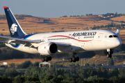 N964AM - Aeromexico Boeing 787-8 Dreamliner aircraft