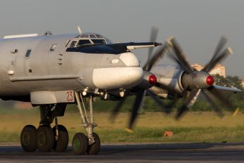RF-94205 - Russia - Air Force Tupolev Tu-95MS