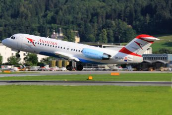 OE-LFP - Austrian Airlines/Arrows/Tyrolean Fokker 70