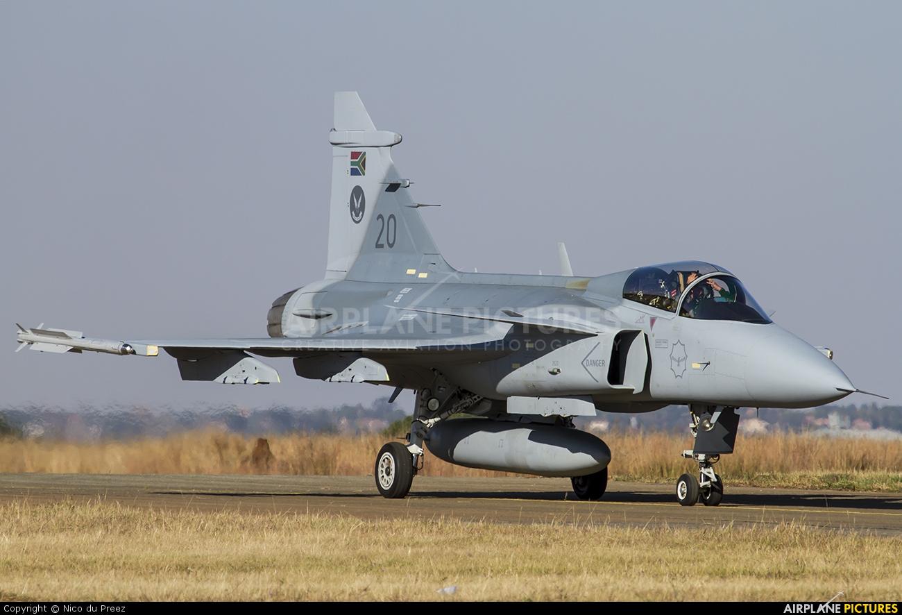South Africa - Air Force 20 aircraft at Swartkops