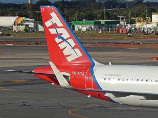 PR-MYZ - TAM Airbus A320