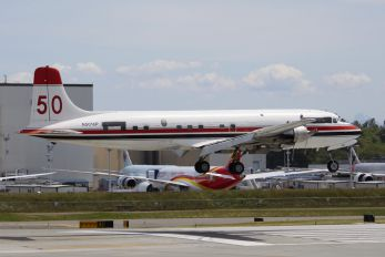 N501XP - Everts Air Cargo Douglas DC-6B
