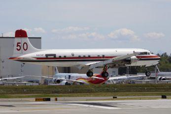 N501XP - Everts Air Cargo Douglas DC-6B