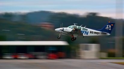 EC-HQY - Aeroflota del Noroeste Beechcraft 95 Baron