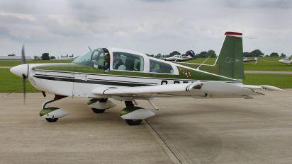 G-BPIZ - Private Grumman American AA-5B Tiger