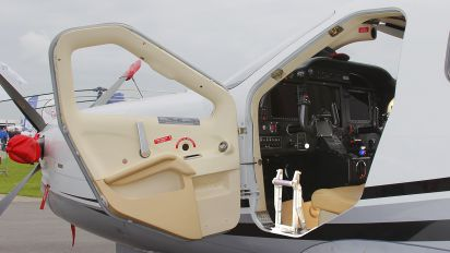 N500RW - Private Socata TBM 850