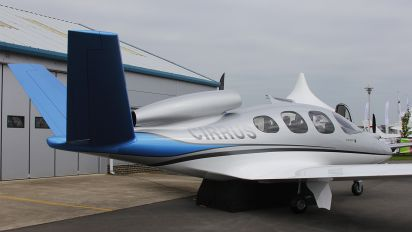 - - Private Cirrus Vision SF50