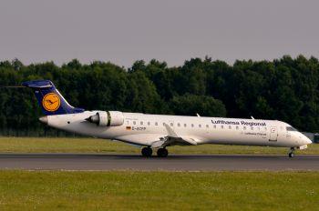 D-ACPP - Lufthansa Regional - CityLine Canadair CL-600 CRJ-701