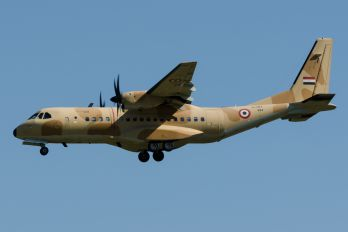 1194 - Egypt - Air Force Casa C-295M