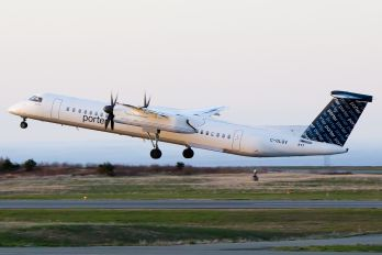 C-GLQV - Porter Airlines de Havilland Canada DHC-8-400Q / Bombardier Q400