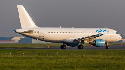 YL-LCM - Enter Air Airbus A320