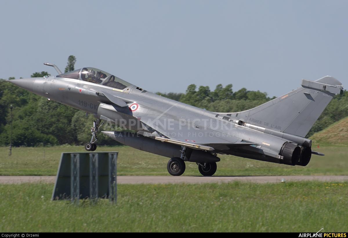 France - Air Force 132 aircraft at Malbork