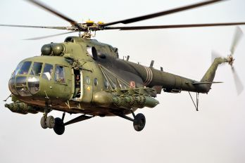 605 - Poland - Air Force Mil Mi-17