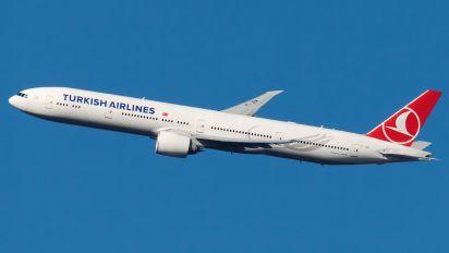 VT-JEM - Turkish Airlines Boeing 777-300ER