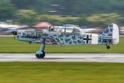 F-AZCC - Private Pilatus P-2 aircraft