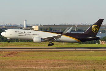 N319UP - UPS - United Parcel Service Boeing 767-300F