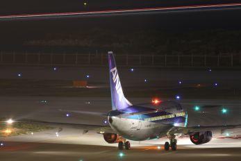 JA8419 - ANA Wings Boeing 737-500