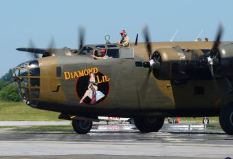 N24927 - American Airpower Heritage Museum (CAF) Consolidated B-24A Liberator