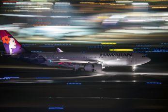 N385HA - Hawaiian Airlines Airbus A330-200