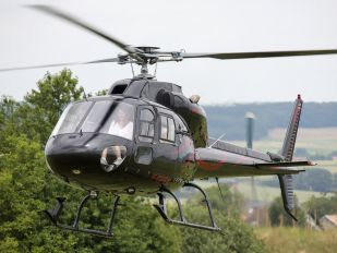 F-GFEX - Private Eurocopter AS355 Ecureuil 2 / Squirrel 2