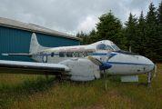OY-BHZ - Dansk Faldskaerms Union de Havilland DH.104 Dove aircraft