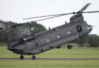 ZH777 - Royal Air Force Boeing Chinook HC.2