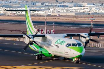 EC-GQF - Binter Canarias ATR 72 (all models)