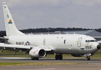 167955 - USA - Navy Boeing P-8A Poseidon