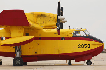 2053 - Greece - Hellenic Air Force Canadair CL-415 (all marks)